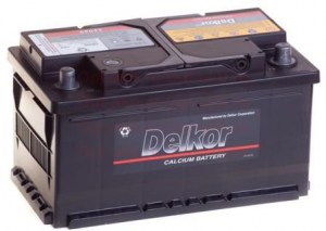 DELKOR 6СТ-80 R+ (58039)