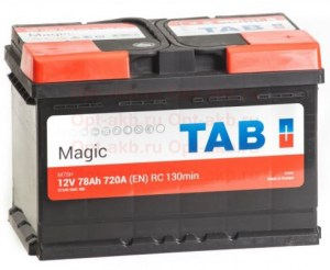 TAB MAGIC 6СТ-78.0 (57549)